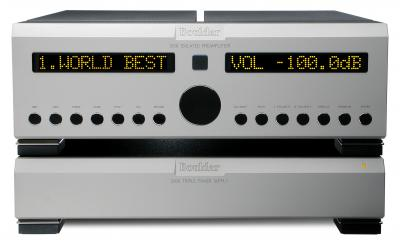 Boulder Amplifiers, Inc. 2010 Isolated Balanced Preamplifier photo 1