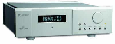 Boulder Amplifiers, Inc. 810 Stereo Preamplifier photo 1