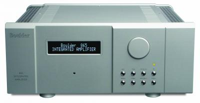 Boulder Amplifiers, Inc. 865 Integrated Amplifier photo 1