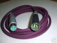 Gotham  AG Audio Cables GAC-2 AES Digital interconnect, 3 meter, QGP Connectors photo 1