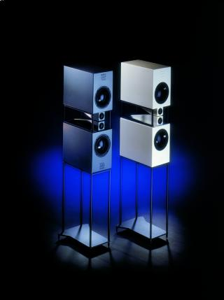 Morel Octwin 5.2M  2-way free standing loudspeaker photo 1