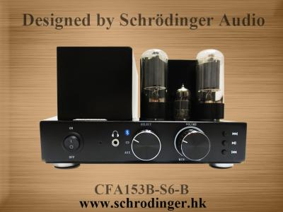 Schr�dinger Audio (Confield Technology Limited) 6L6 Compact Vacuum Tube Bluetooth Amplifier photo 1