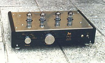 Skorpion Stereophonic full balanced tube PV-2 photo 1
