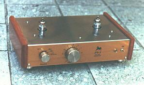 Skorpion Stereophonic tube preamp PV-1 photo 1
