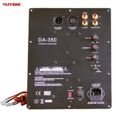 Vistron Audio Equipment Co.,Ltd DSA series Subwoofer Plate Amplifier photo 1