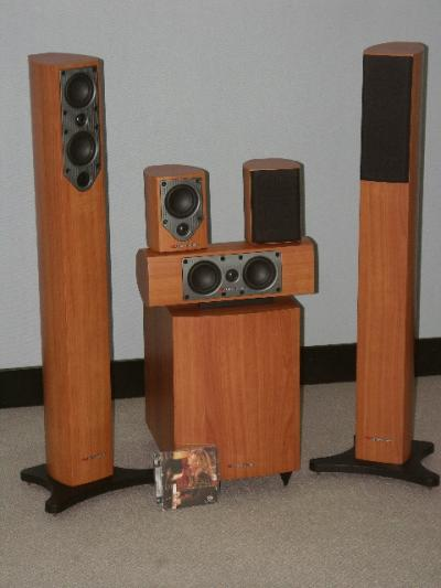 Whatmough Whatmough AV8 5.1 System photo 1